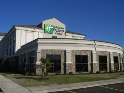 Holiday Inn Express Hotel & Suites Covington (Tennessee)