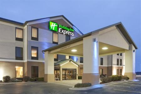 Holiday Inn Express Hotel & Suites Lebanon (Missouri)