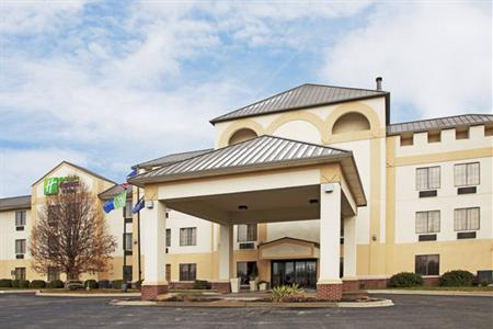Holiday Inn Express Hotel & Suites Madison (Indiana)