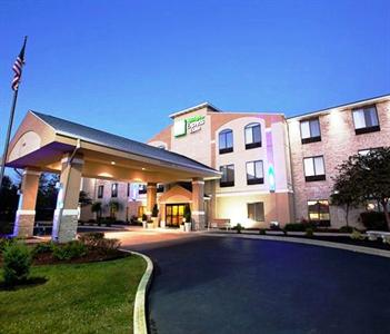 Holiday Inn Express Hotel & Suites Plymouth (Indiana)