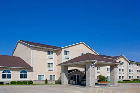 Holiday Inn Express Lincoln (Illinois)
