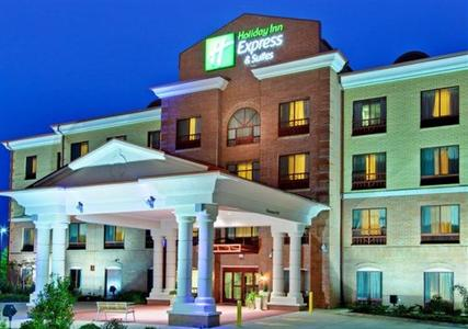 Holiday Inn Express & Suites Clinton Mississippi