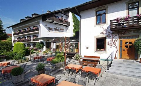 Hotel Am Wald Bad Tolz