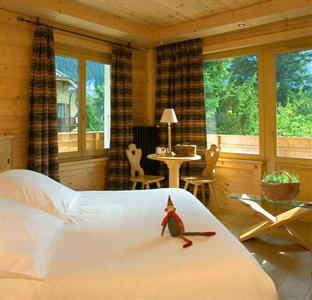 Hotel Hermitage Paccard Chamonix-Mont-Blanc