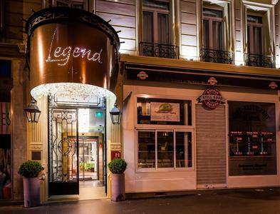 Hotel Legend by Elegancia