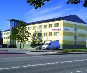 Hotel of the Olympic Centre Ventspils
