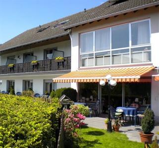 Hotel Pension Haus Berghof