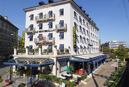 Hotel Residence Le Montbrillant