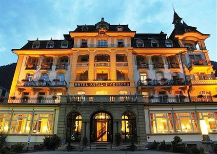 Hotel Royal St Georges Interlaken - MGallery Collection