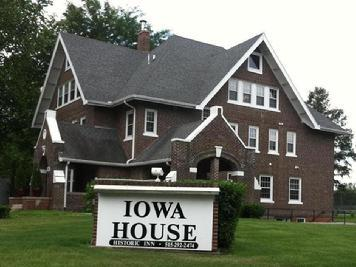 Iowa House Ames