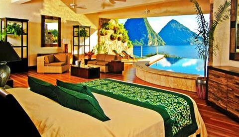Jade Mountain Resort Soufriere