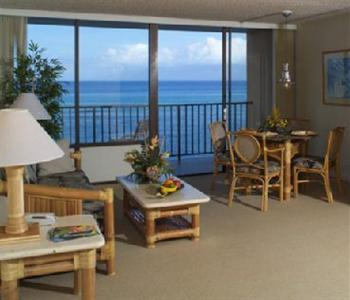 Kahana Beach Resort
