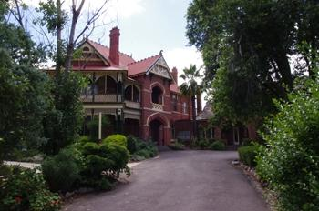 Langley Hall Bed & Breakfast Bendigo
