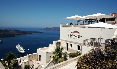 Lava Suites & Lounge Fira