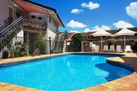 Lennox Head Beachfront Apartments