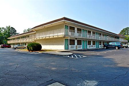 Motel 6 Savannah Richmond Hill