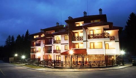 Mountain Lake Hotel Smolyan