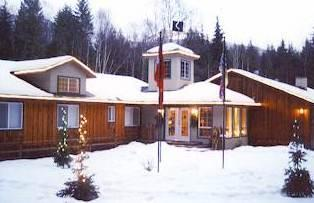 Mulvehill Creek Wilderness Inn Revelstoke