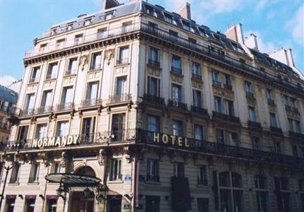 Normandy Hotel Paris