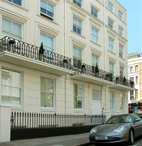 Notting Hill Apartments by Bridgestreet