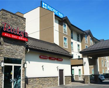 Pacific Inn & Suites Vernon