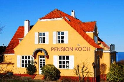 Pension Koch Gudhjem