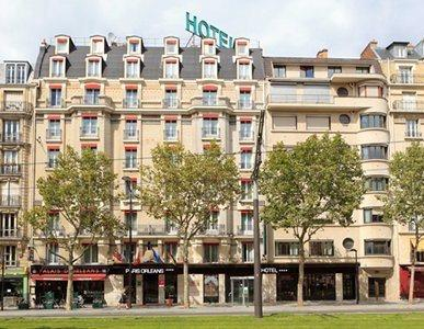 Quality Hotel Paris Orleans