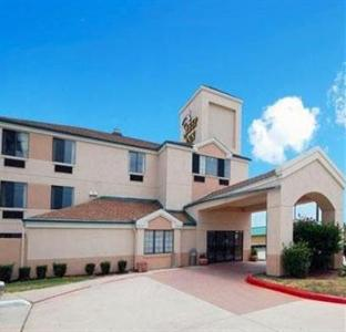 Quality Inn Baytown Texas