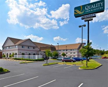 Quality Inn & Suites University Airport