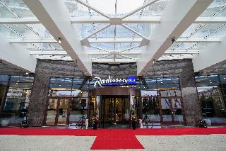 Отель Radisson Blu Paradise Resort & Spa, Sochi