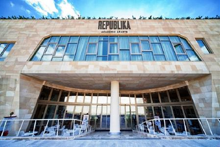 Republika Academic Aparts Ortakoy