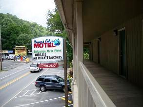 Rivers Edge Motel Cherokee (North Carolina)