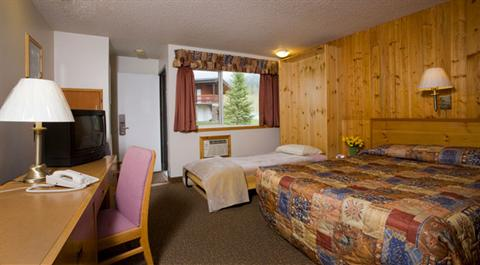 Rocky Mountain Ski Lodge Canmore