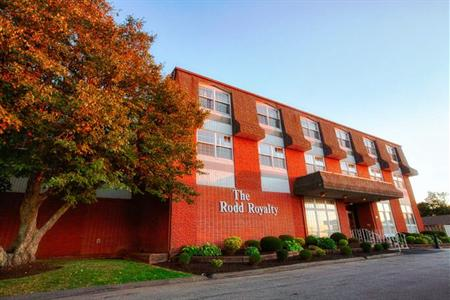 Rodd Royalty Inn & Suites Charlottetown
