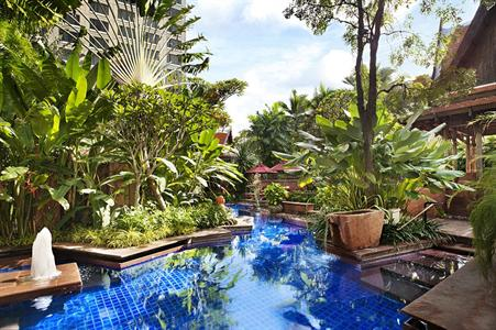 Sheraton Grande Sukhumvit A Luxury Collection Hotel