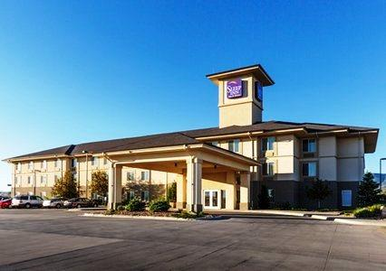 Sleep Inn and Suites Evansville (Wyoming)