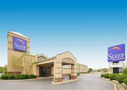 Sleep Inn & Suites Airport Louisville (Kentucky)
