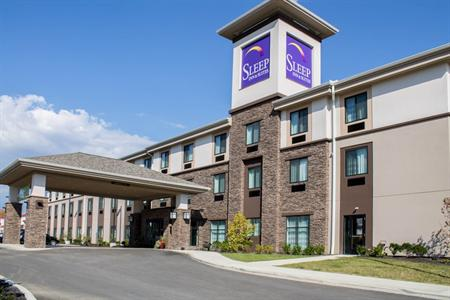 Sleep Inn & Suites Cambridge