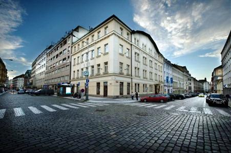 Sovereign Hotel Prague