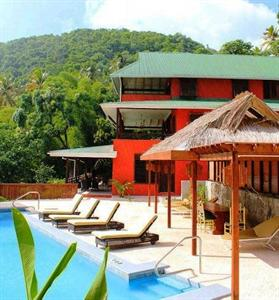 Stonefield Estate Villa Resort Soufriere