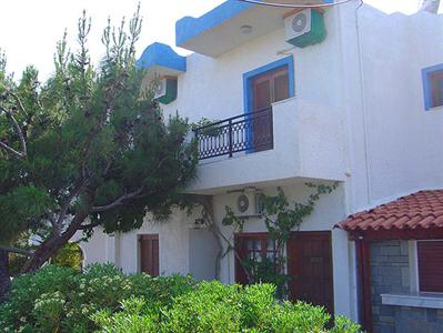 Sunrise Apartments Makrys Gialos