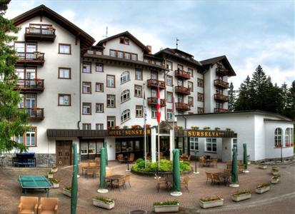 Sunstar Hotel Surselva Flims