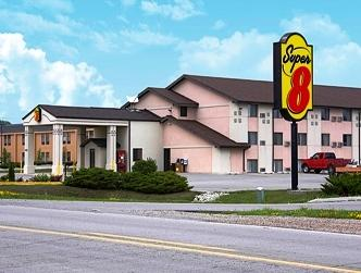 Super 8 Motel Ames