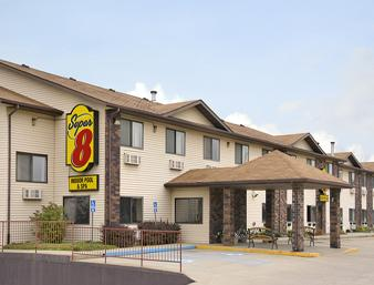 Super 8 Motel Bloomington (Indiana)