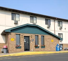 Super 8 Motel Clinton (Iowa)