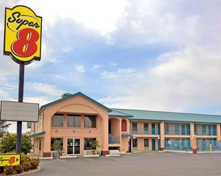 Super 8 Motel - Pensacola N. A. S. Corry