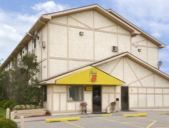 Super 8 Motel Wyoming