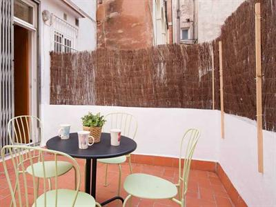 Sweet BCN Studio with Terrace