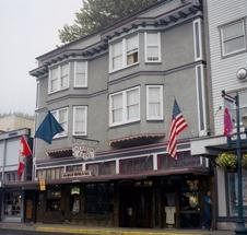The Alaskan Hotel & Bar