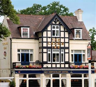 The Crown Inn Chislehurst London